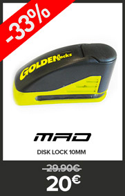 Mad Disk Lock 10mm