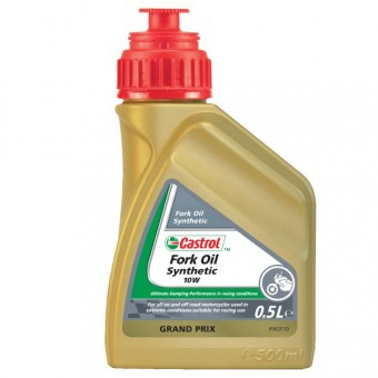 Gabelöl Castrol Synthetic Fork Oil 10W 500 ml