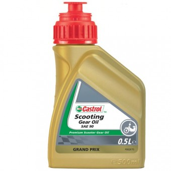 Getriebeöl Castrol Scooting Gear Oil 500 ml