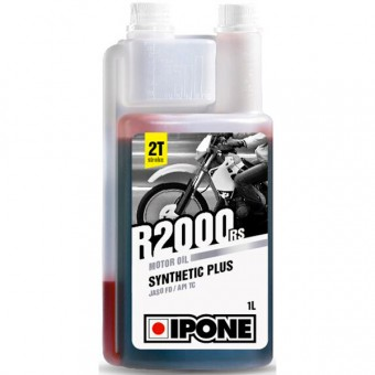 Motoröl IPONE R2000 RS - Synthetic Plus - 1 Liter 2T Dosierer