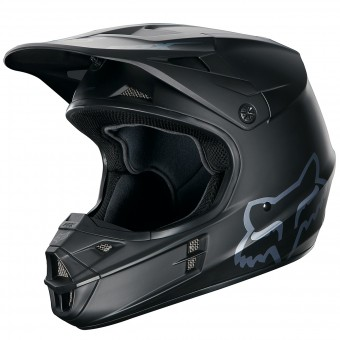 Casque Cross FOX V1 Matte Black