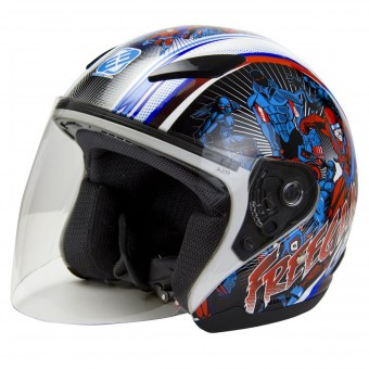 Casque Kinder Freegun Hero XS