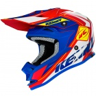 Casque Kinder Kenny Performance Red Blue Yellow Kid