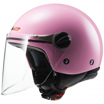 Casque Kinder LS2 Wuby Pink OF575J