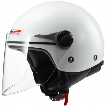 Casque Kinder LS2 Wuby White OF575J