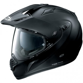 Casque Cross X-lite X-551 Start N-Com Schwarz Matt