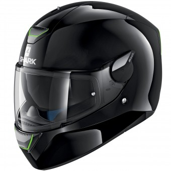 Casque Integral Shark D-Skwal Blank BLK