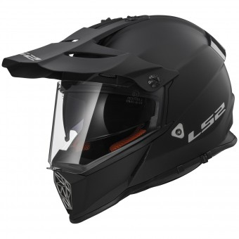 Casque Integral LS2 Pioneer Matt Black MX436