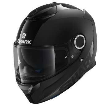 Casque Integral Shark Spartan Dual Black BLK