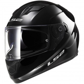 Casque Integral LS2 Stream Black FF320