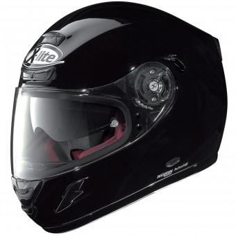 Casque Integral X-lite X-702 GT Start N-Com Black 1