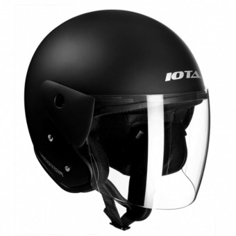 Casque Jet IOTA Vector Matt Black