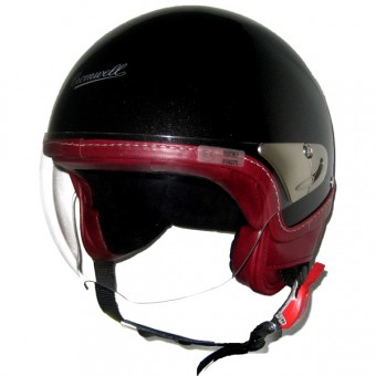Casque Jet Cromwell Meteor Legend Bordeaux
