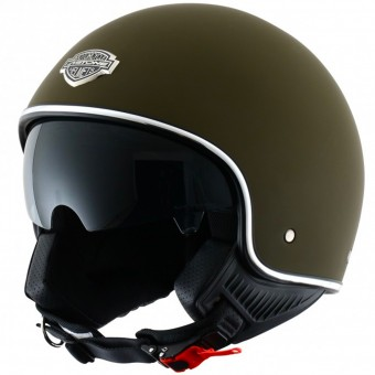 Casque Jet Astone Minijet 66 Matt Army