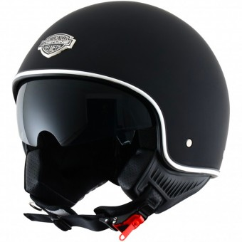 Casque Jet Astone Minijet 66 Matt Black