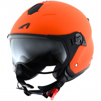 Casque Jet Astone Minijet Sport Matt Orange