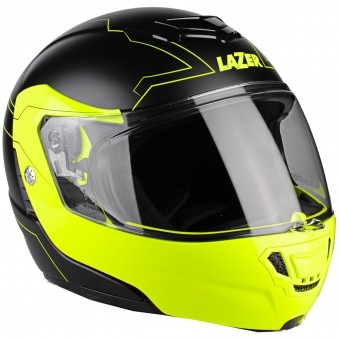 Casque Klapp Lazer Monaco Evo Droid Pure Glass