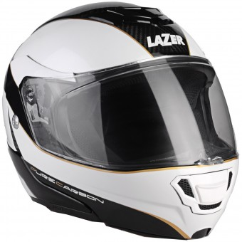 Casque Klapp Lazer Monaco Evo Window Pure Carbon