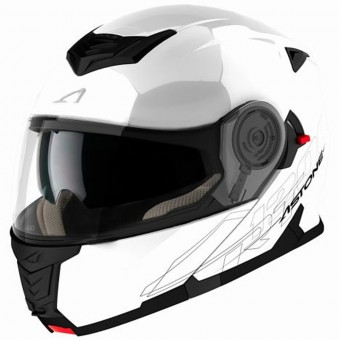Casque Klapp Astone RT 1200 White