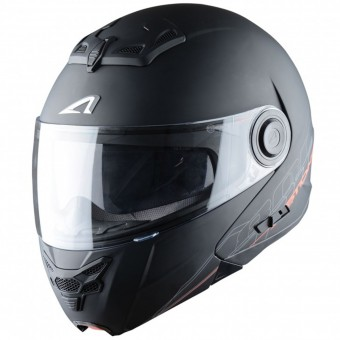 Casque Klapp Astone RT 800 Matt Black