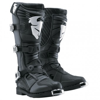 Cross Stiefel Thor Ratchet Black