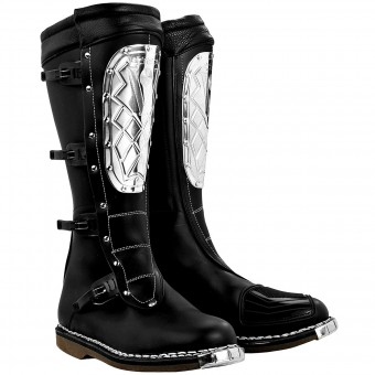 Cross Stiefel Alpinestars Supervictory Steel Plate