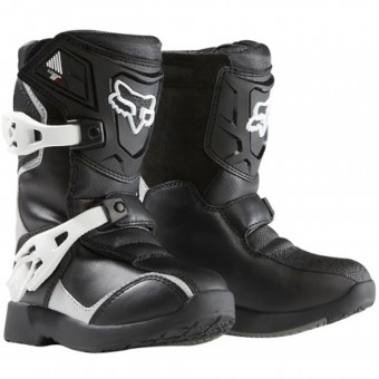 Cross Stiefel FOX Comp 5K Black Silver (464)