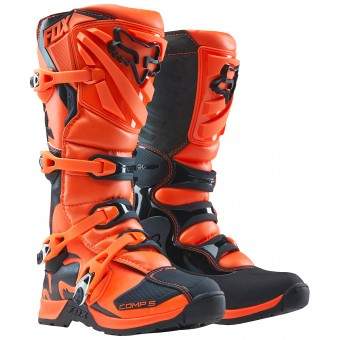Cross Stiefel FOX Comp 5Y Orange 009- Kinder
