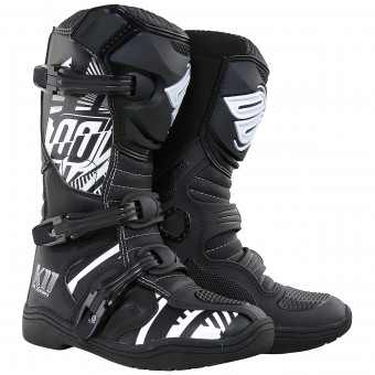 Cross Stiefel SHOT K11 Motif Black - Kinder