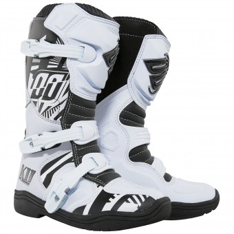 Cross Stiefel SHOT K11 Motif White - Kinder