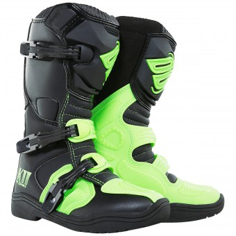Cross Stiefel SHOT K11 Neon Green - Kinder