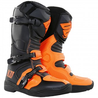 Cross Stiefel SHOT K11 Neon Orange - Kinder