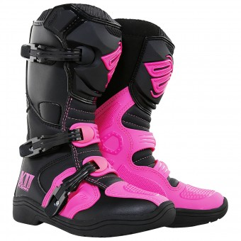 Cross Stiefel SHOT K11 Neon Pink - Kinder