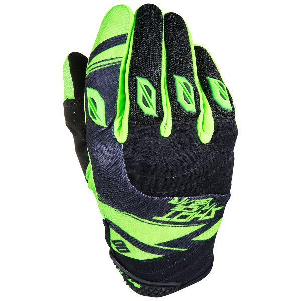 Cross Handschuhe SHOT Contact Claw Neon Green Black