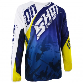 Cross Trikot SHOT Devo Squad Blue Yellow