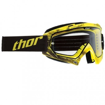 Crossbrille Thor Enemy Tread Yellow