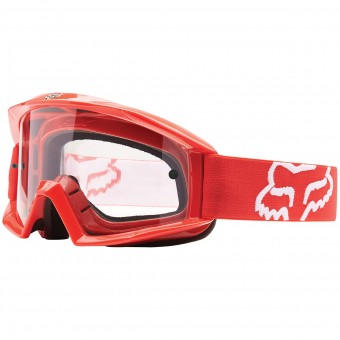 Crossbrille FOX Main Red Kid
