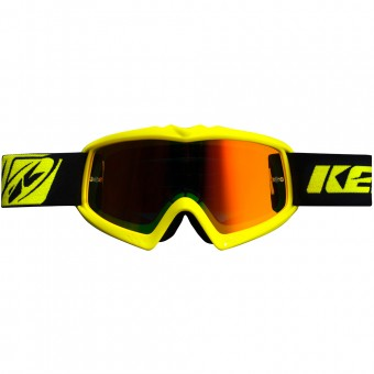 Crossbrille Kenny Performance Neon Yellow Kid