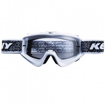 Crossbrille Kenny Track White Google
