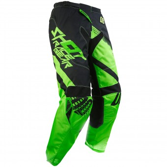 Cross Hose SHOT Contact Claw Neon Green Pant