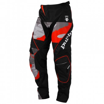 Cross Hose pull-in Fighter Camo Black Orange Pant