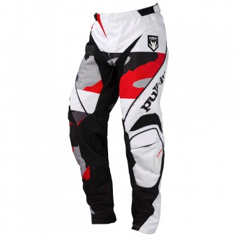 Cross Hose pull-in Fighter Camo Black White Red Pant