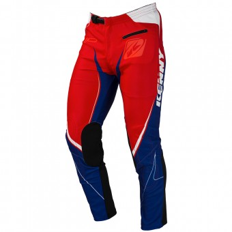 Cross Hose Kenny Trial Up Blue White Red Pant