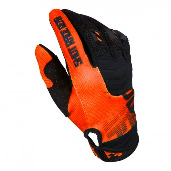 Cross Handschuhe SHOT Contact Venom Orange