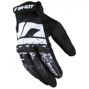 Cross Handschuhe SHOT Drift Black CE