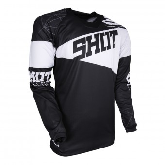 Cross Trikot SHOT Contact Infinite Black