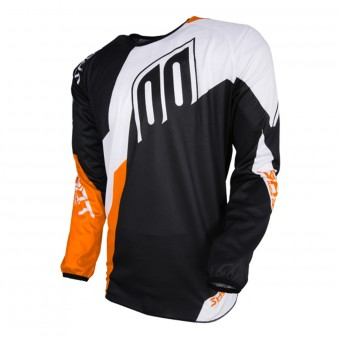 Cross Trikot SHOT Devo Alert Black Orange