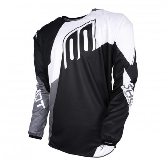 Cross Trikot SHOT Devo Alert Black White