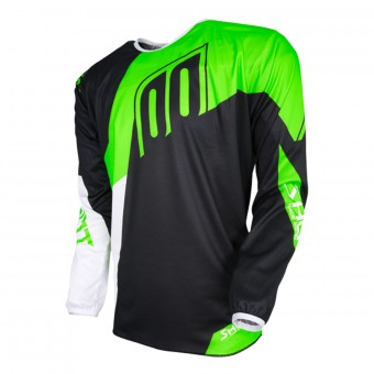 Cross Trikot SHOT Devo Alert Neon Green