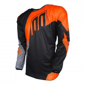 Cross Trikot SHOT Devo Alert Neon Orange